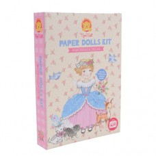 Paper Doll Kit Princess & Belles - Tiger Tribe