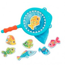 Shark Chasey Catch a Fish - Bath Toy - Tiger Tribe