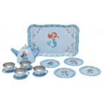 Tea Set Tin - Mermaid - Tiger Tribe