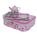 Tea Set Tin - Unicorn - Tiger Tribe