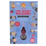Top Secret Mission Detective Set - Tiger Tribe