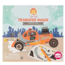 Transfer Magic - Create a Car -Tiger Tribe