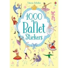 1000 Ballet Stickers - Usborne