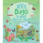 1001 Things to Spot Bugs Sticker Book  - Usborne