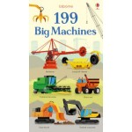 199 Big Machines - Board Book - Usborne