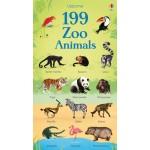 199 Zoo Animals - Board Book - Usborne