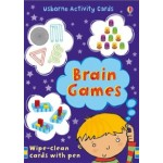 50 Brain Games - Usborne