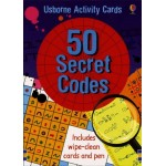 50 Secret Codes - Usborne