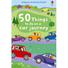 50 Things to Do on a Car Journey - Usborne