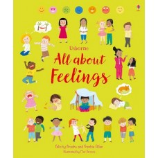 All About Feelings - Usborne