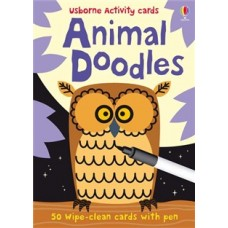 Animal Doodles - Usborne