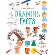 Art Ideas - Drawing Faces - Usborne