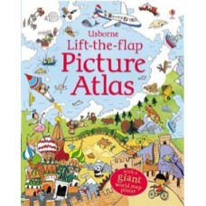 Atlas - Lift the Flap - Usborne