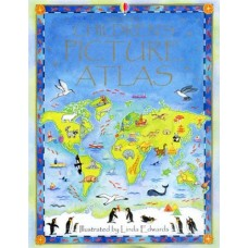 Atlas - Children's Picture - Usborne