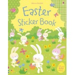 Easter Sticker Book - Usborne