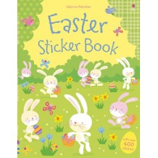 Easter Sticker Book - Usborne