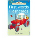 Flashcards Farmyard First Word - Usborne