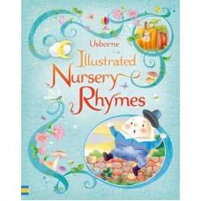 Illustrated Nursery Rhymes - Usborne