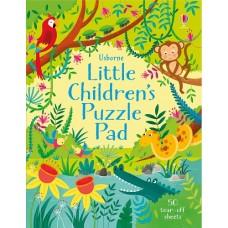 Little Children's Puzzle Pad - Usborne