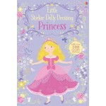 Stickers - Little Sticker Dolly Dressing - Princess - Usborne