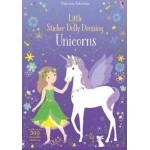 Stickers - Little Sticker Dolly Dressing - Unicorn - Usborne
