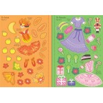 Stickers - Little Sticker Dolly Dressing - Ballerina - Usborne