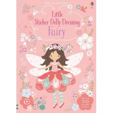 Stickers - Little Sticker Dolly Dressing - Fairy - Usborne