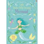 Stickers - Little Sticker Dolly Dressing - Mermaid - Usborne