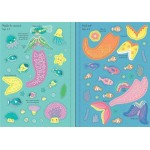 Stickers - Little Sticker Dolly Dressing - Mermaid - Usborne