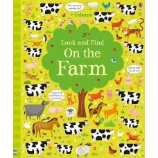 Look & Find On the Farm - Usborne