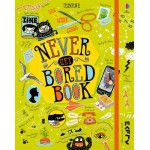 Never Get Bored Book - Usborne