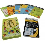 Never Get Bored Pen & Paper Games - Cards - Usborne