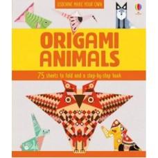 Origami Animals - Usborne