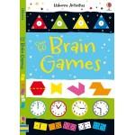 Over 50 Brain Games - Usborne