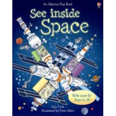 See Inside Space - Usborne
