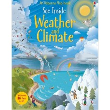 See Inside Weather & Climate - Lift the Flap - Usborne