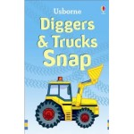 Snap - Diggers & Trucks - Usborne
