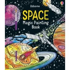 Magic Painting Book - Space - Usborne