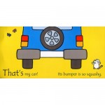 That's Not My Car Touchy Feely Book - Usborne - Board Book