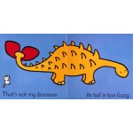 That's Not My Dinosaur Touchy Feely Book - Usborne - Board Book