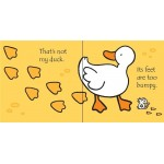 That's Not My Duck Touchy Feely Book - Usborne - Board Book