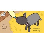 That's Not My Lamb Touchy Feely Book - Usborne - Board Book