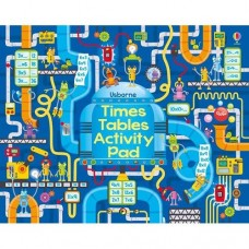 Times Tables Activity Pad - Usborne
