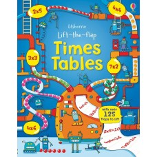 Times Tables Lift the Flap - Usborne
