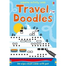 Travel Doodles - Usborne