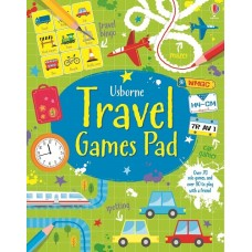 Travel Games Pad - Usborne