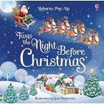 'Twas the Night Before Christmas - Pop Up Book - Usborne