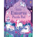 Unicorns Puzzle Pad - Usborne