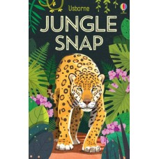 Snap - Jungle - Usborne  NEW