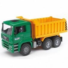 MAN TGA Tip Up Truck - Bruder 02765
